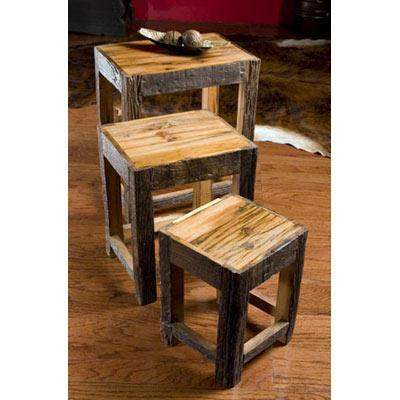 Rustic wood furniture cabin lodge furniture handmade for Log cabin furniture store